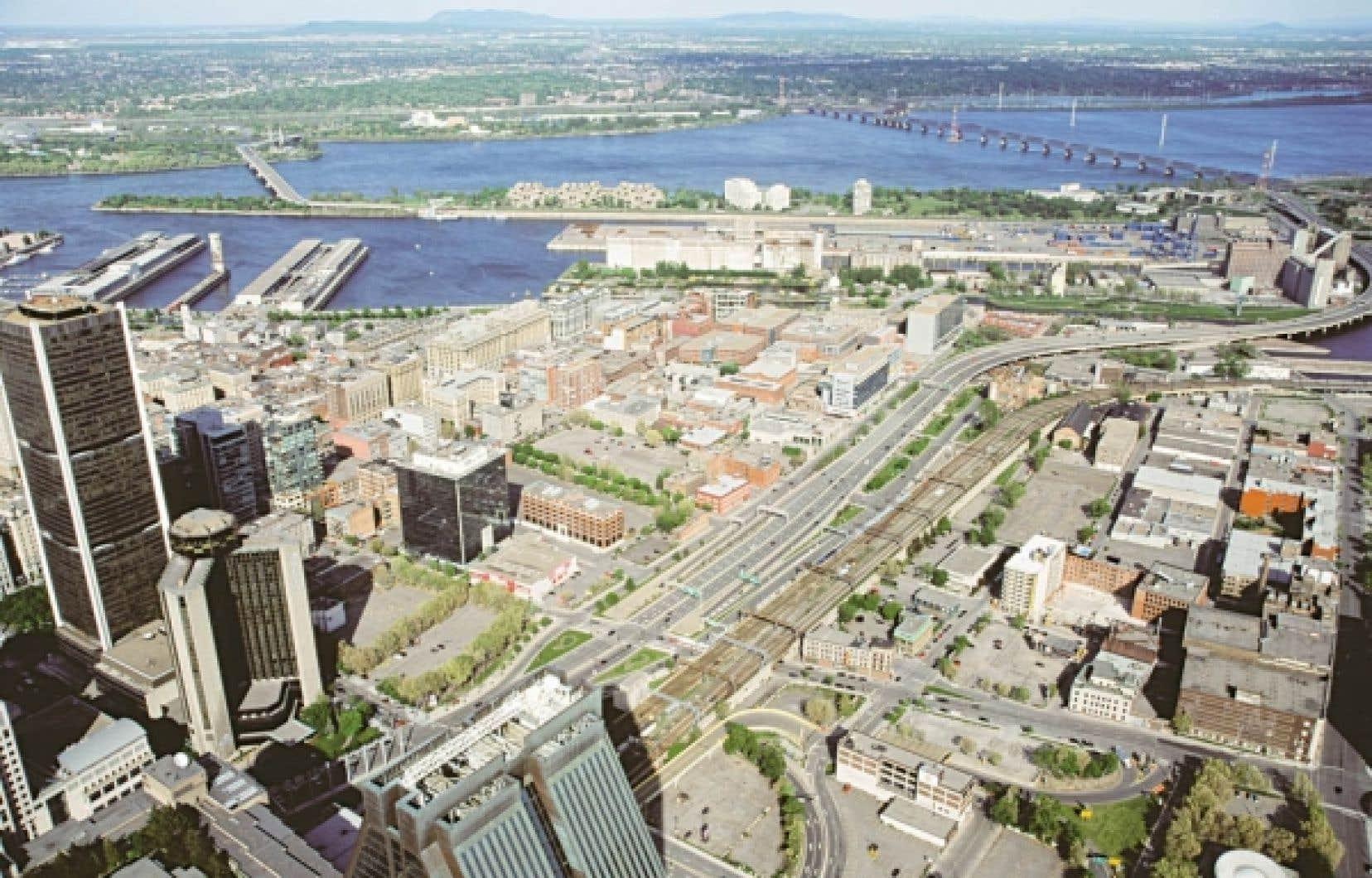 Le démantèlement de l'autoroute Bonaventure ne commencera pas avant la fin de 2013