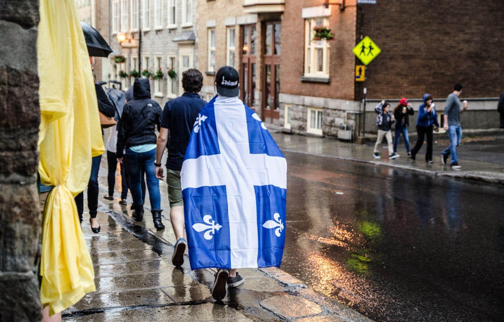 «Si notre engagement, tant envers la nation qu'envers la diversité — la vraie — des cultures et des peuples, est réel, c'est à une démarche d'indépendance qu'il faut s'atteler», écrit l'auteur.