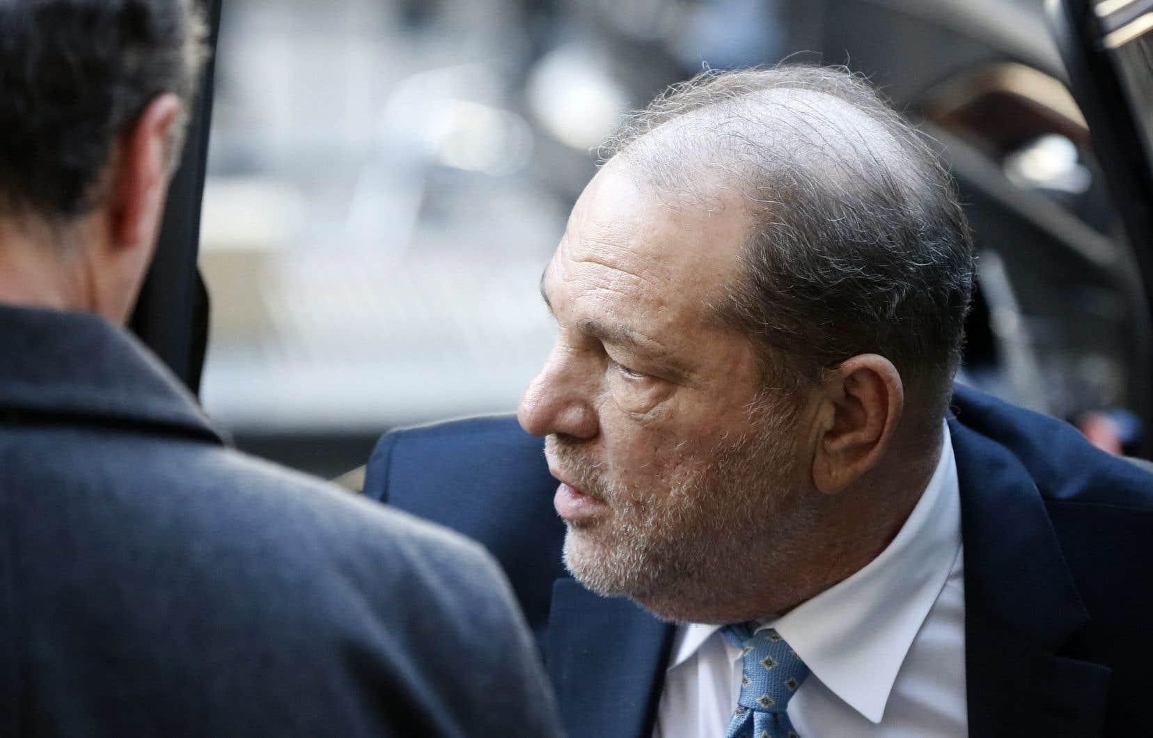 Harvey Weinstein a finalement été reconnu coupable de viol et d'agression sexuelle en février 2020.
