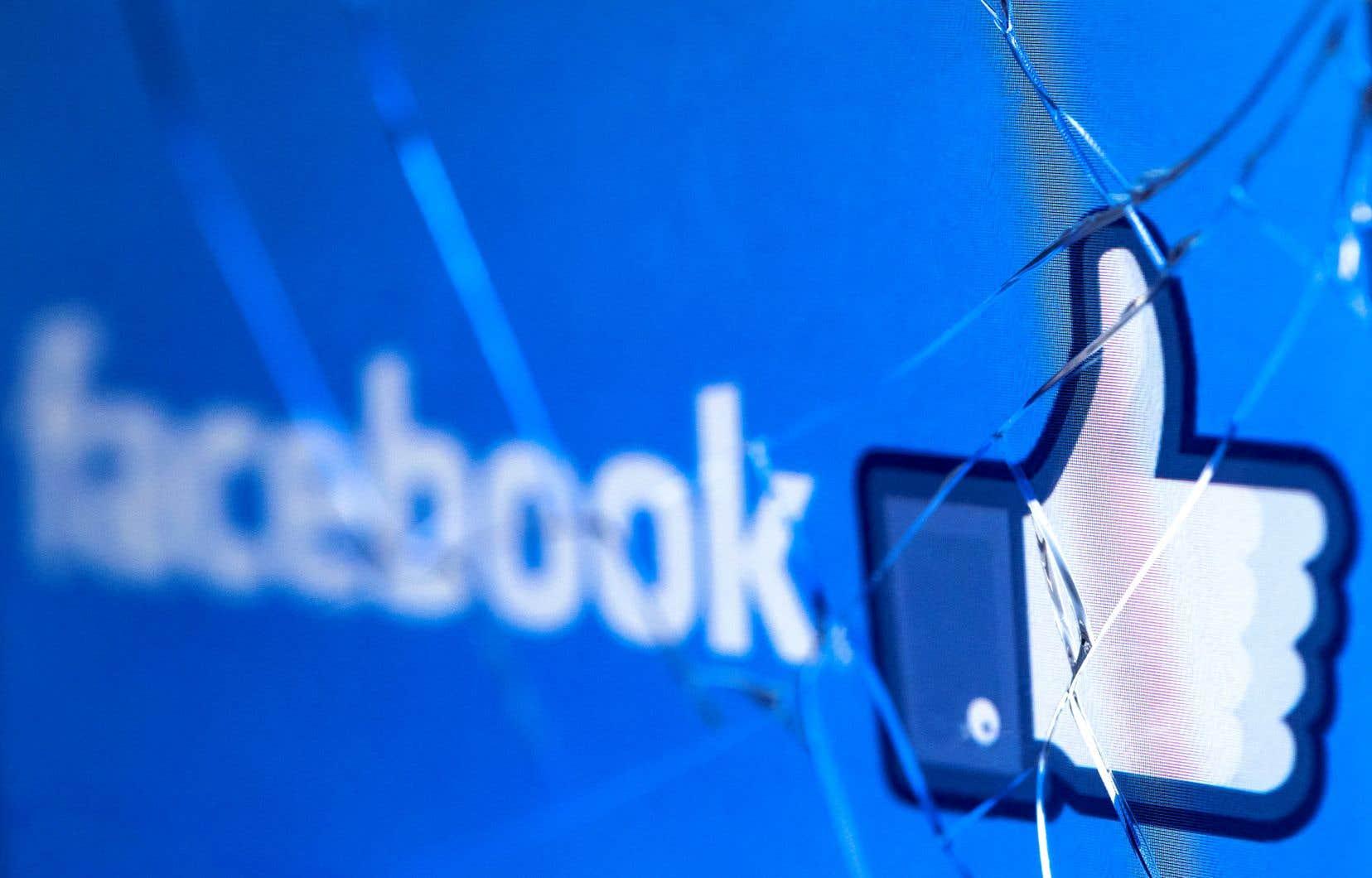 Au Canada, les informations personnelles de 3,49 millions d'utilisateurs Facebook sont actuellement en circulation sur Internet, ce qui représente près de 14% des quelque 25 millions d'utilisateurs au pays.