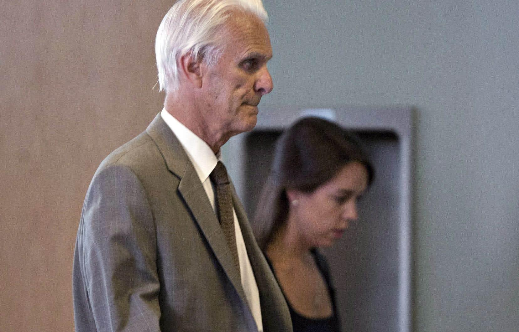 En 2012, Jacques Delisle a été reconnu coupable du meurtre au premier degré de son épouse.