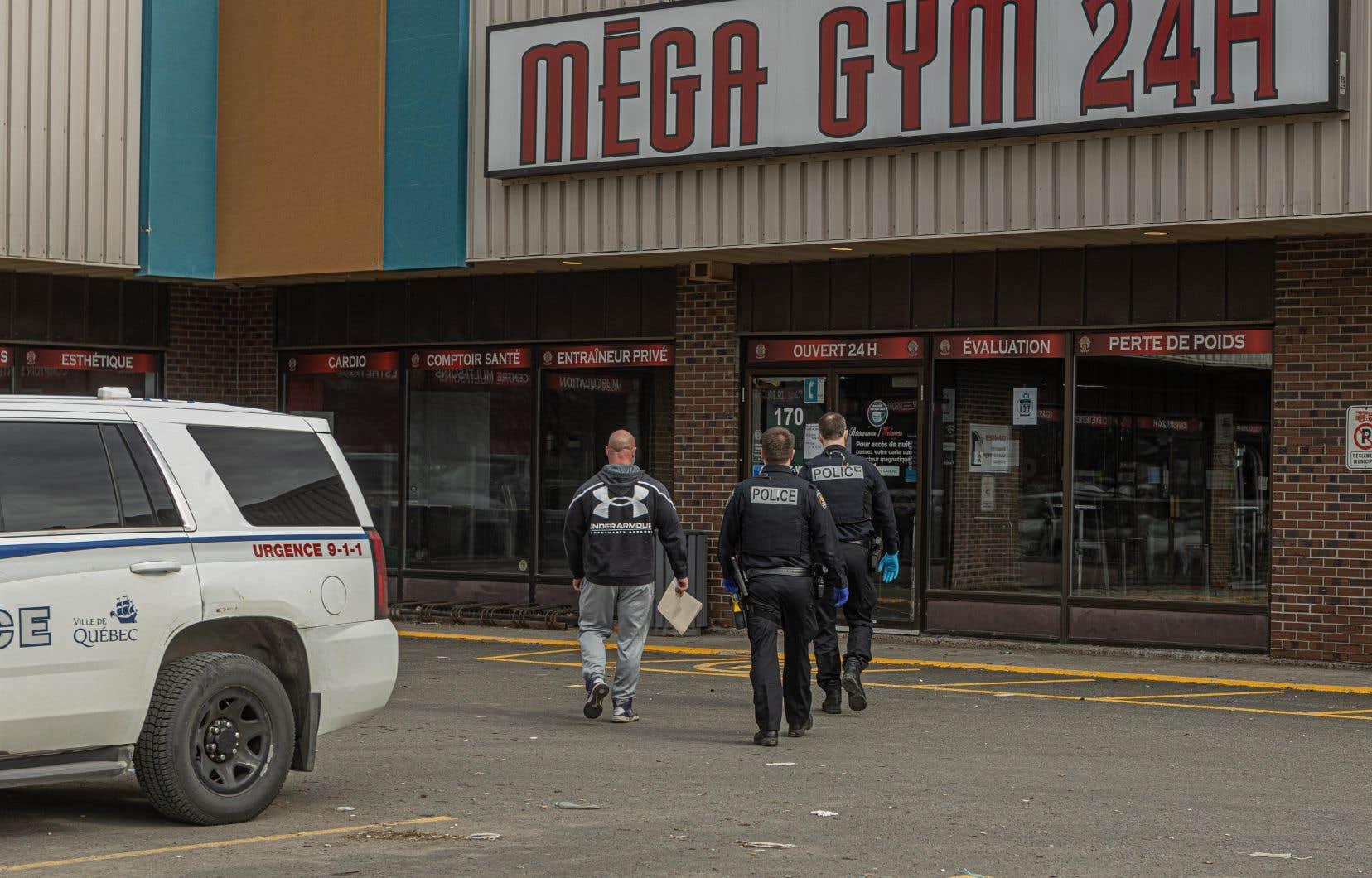 À ce jour, au moins 357 cas de COVID-19 sont liés à l'éclosion survenue au Mega Fitness Gym de Québec.