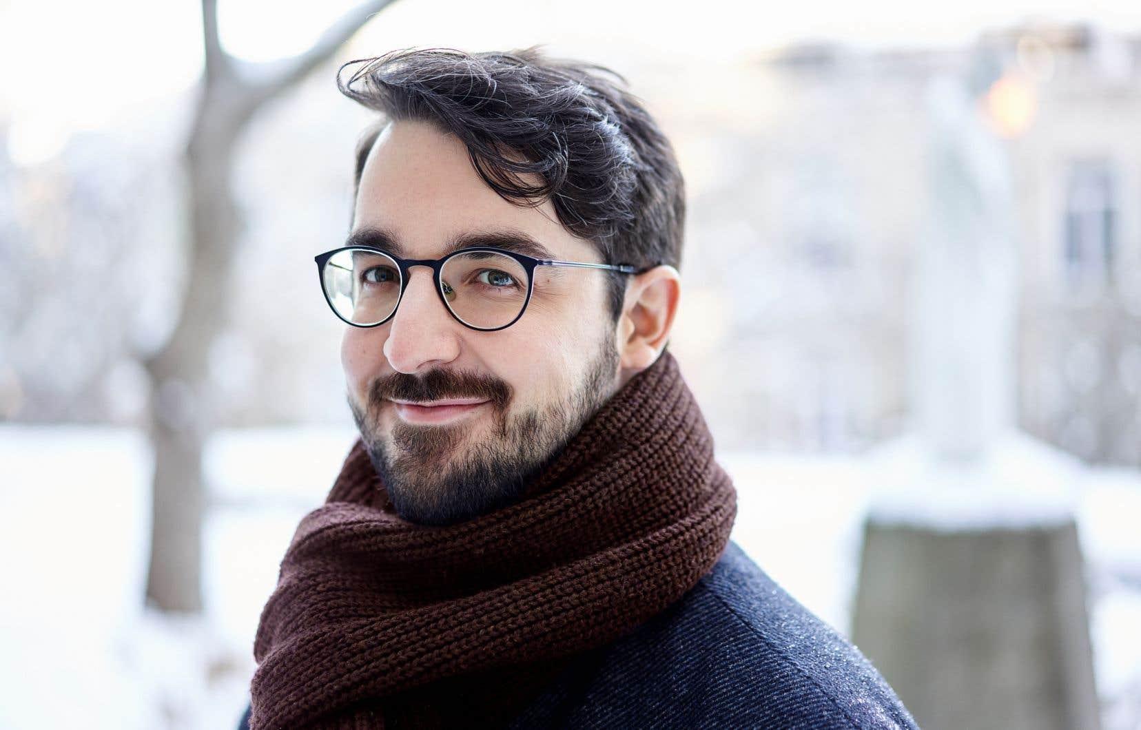 Le pianiste québécois Charles Richard-Hamelin