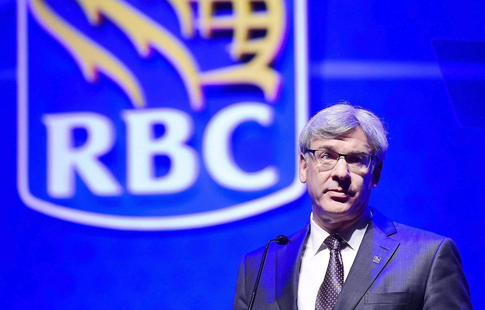 Le président et chef de la direction de la Banque Royale, Dave McKay, a qualifié, jeudi, le changement climatique de «menace existentielle» et jugé qu'il s'agissait du «problème le plus pressant de notre époque».