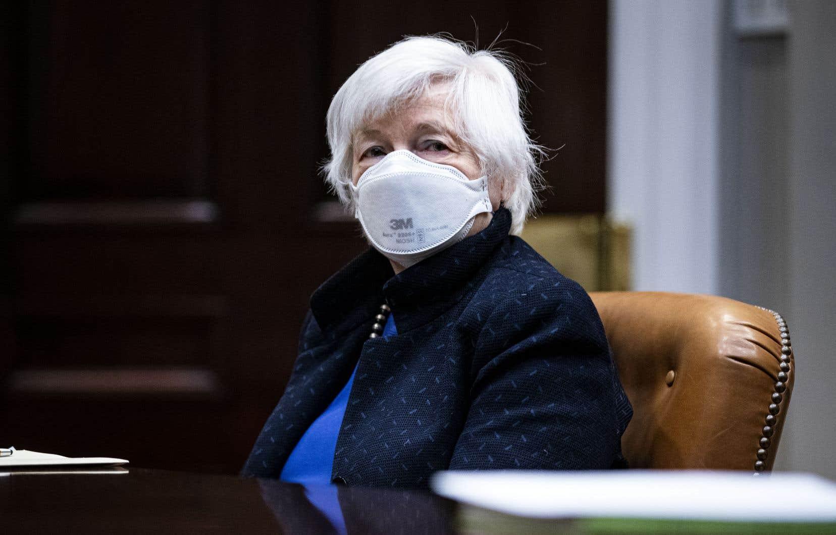 La secrétaire au Trésor américain, Janet Yellen, a fait savoir cette semaine que le gouvernement Biden entendait travailler à la mise en place d'un taux d'imposition minimum mondial pour les grandes entreprises.