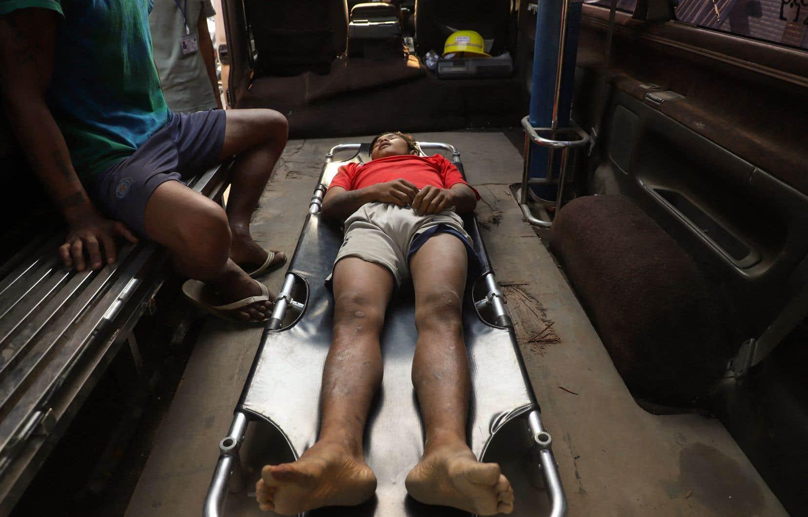 Au moins 614 civils ont été tués par les forces de sécurité lors des manifestations, selon l'Association d'assistance aux prisonniers politiques (AAPP).Mais le bilan pourrait être plus lourd.