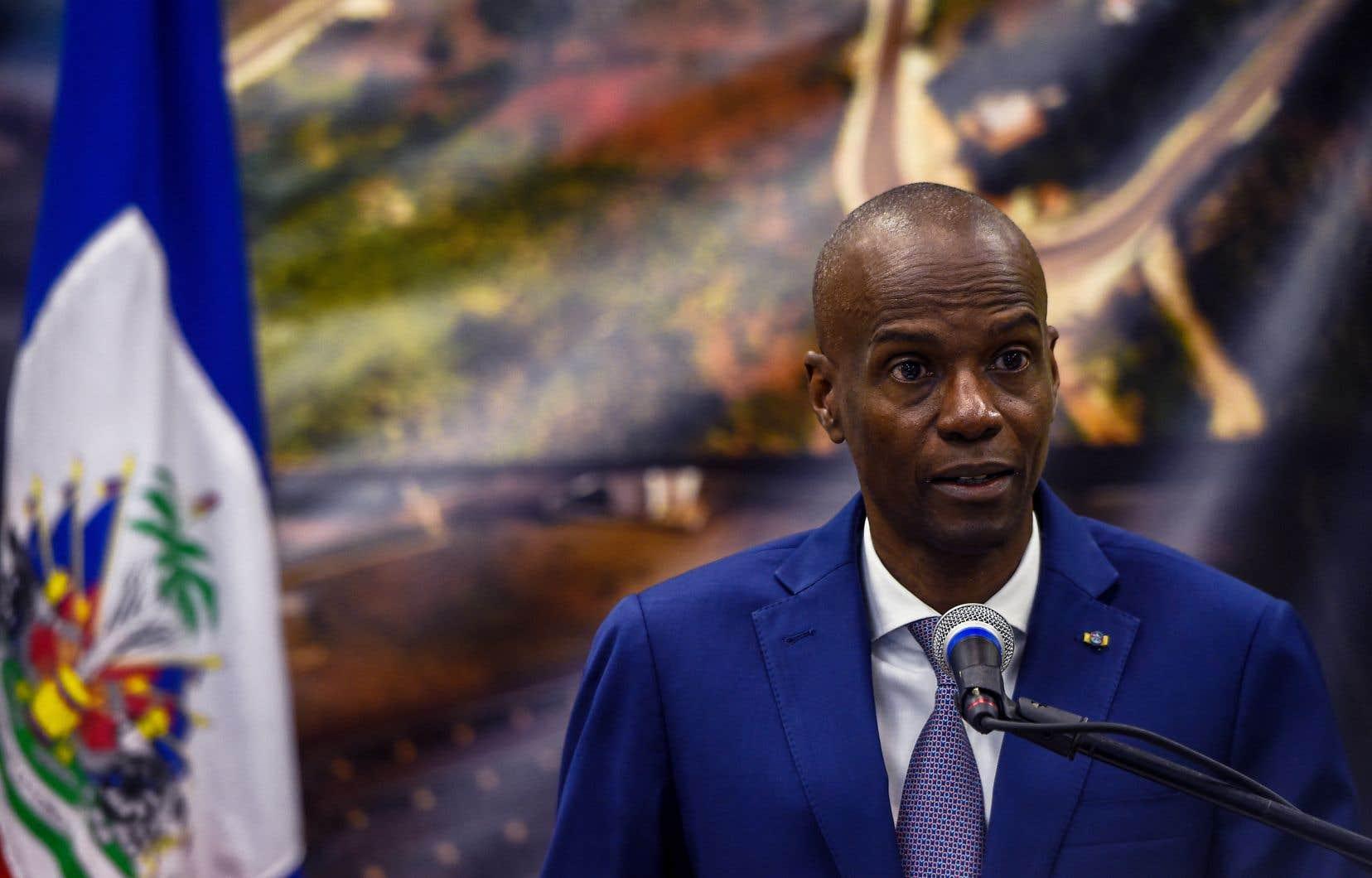 Le président haïtien, Jovenel Moïse, a précisé que ce changement visait à s'attaquer au problème aigu de l'insécurité dans le pays en crise.