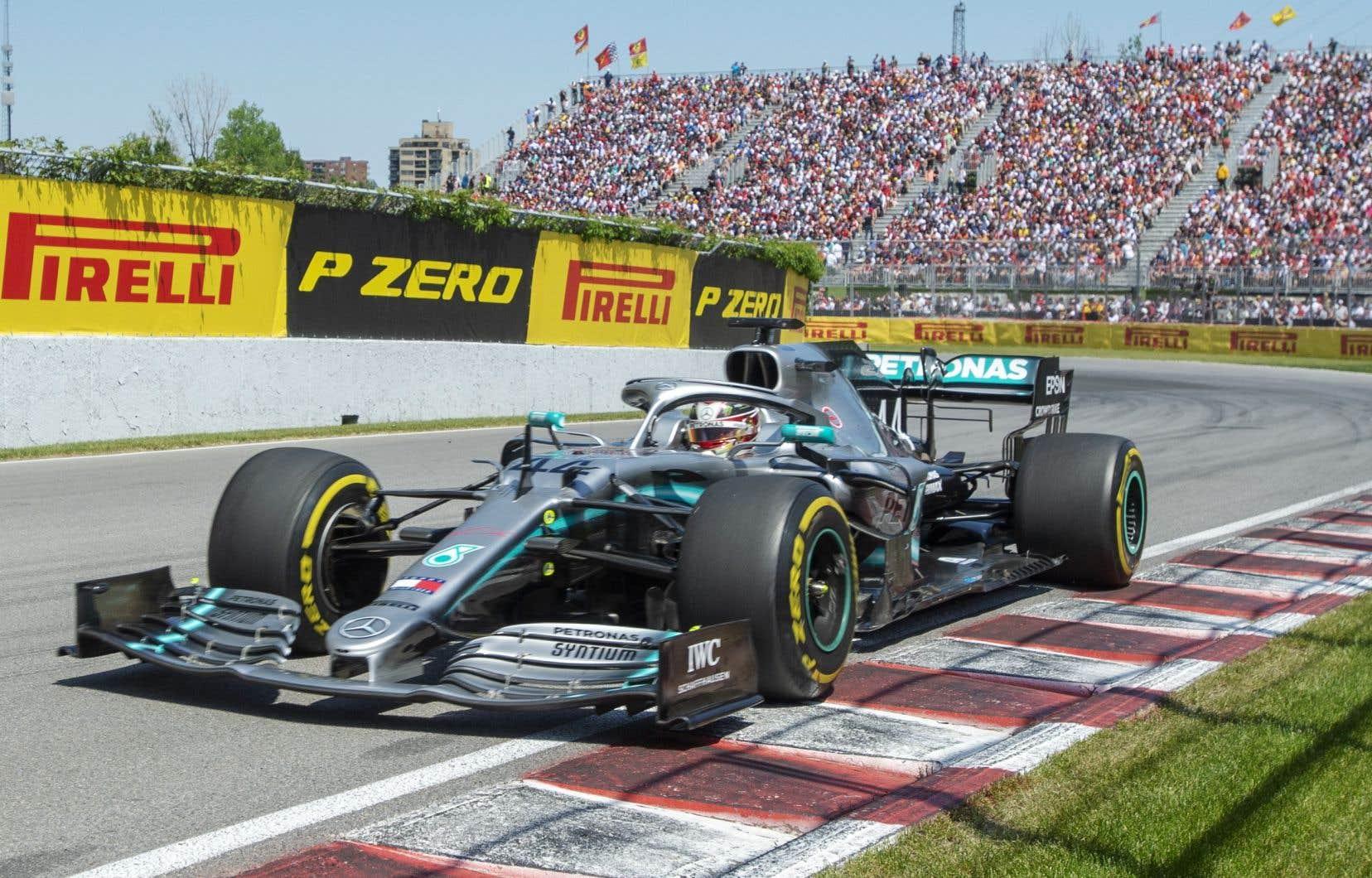 Le Grand Prix de F1 du Canada, en 2019