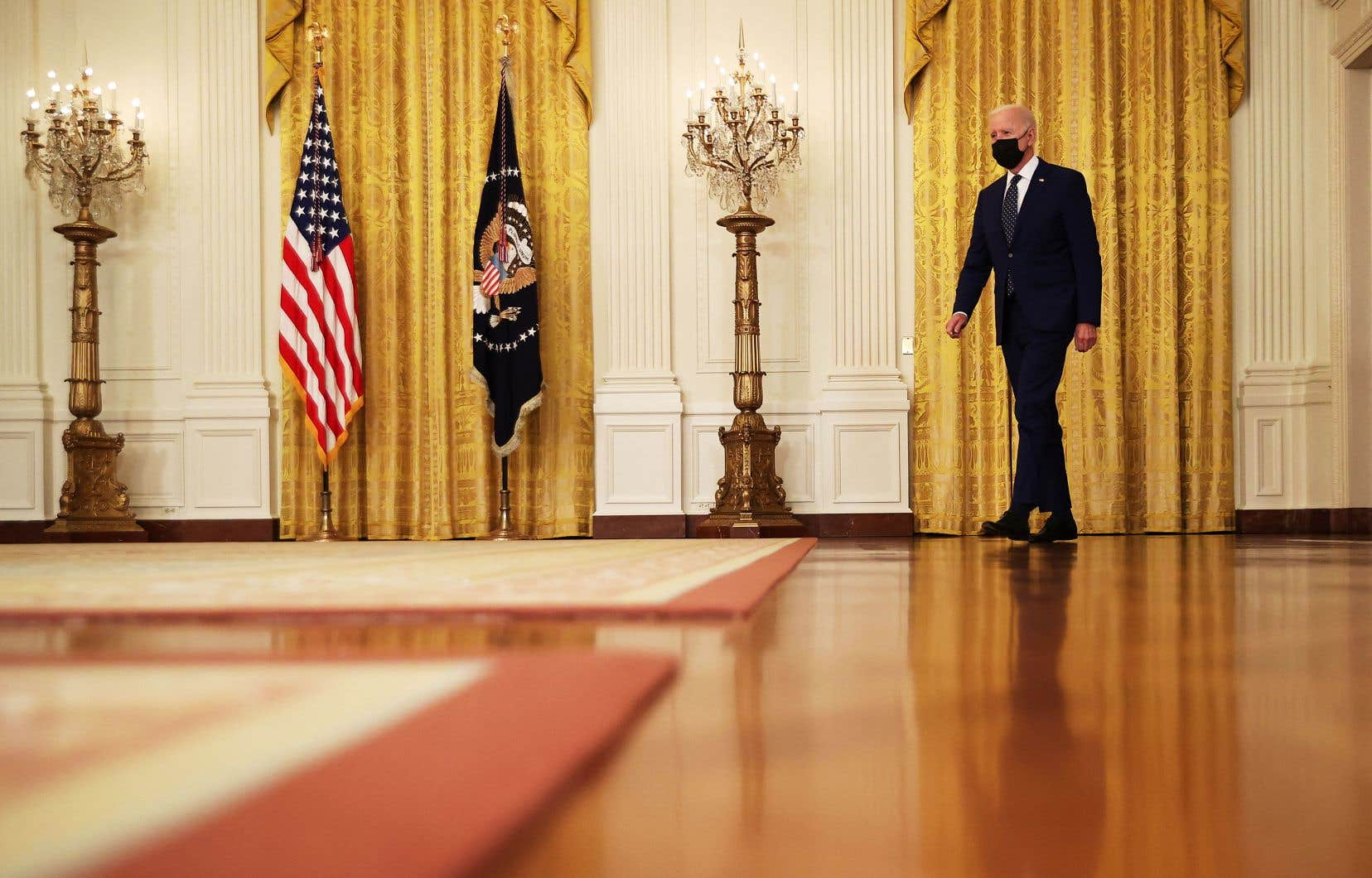 Depuis son arrivée à la Maison-Blanche, le président Joe Biden avait fait savoir qu'il mettait au point sa riposte contre une série d'actes imputés à Moscou.