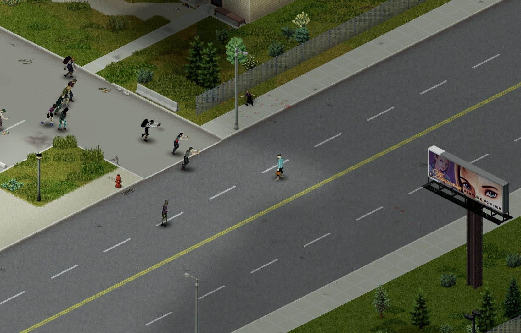 «Project Zomboid» est un jeu qui se targue d'être difficile et de nous forcer à apprendre de nos erreurs.