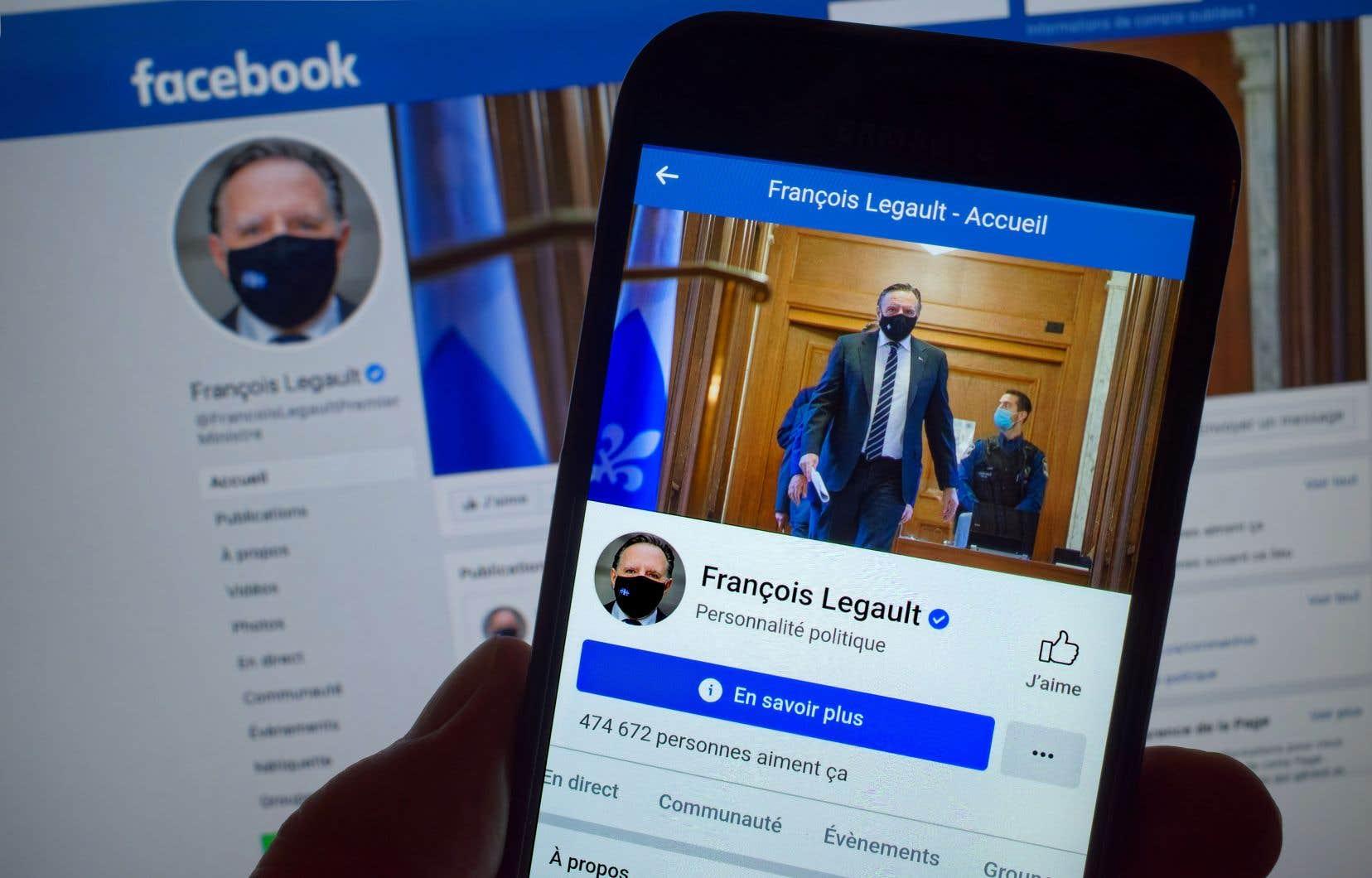 «Avant de modifier ou de préciser des règles par la page Facebook du premier ministre, le gouvernement devrait songer à mettre à la disposition des citoyens un texte réglementaire clair», pense l'auteur.