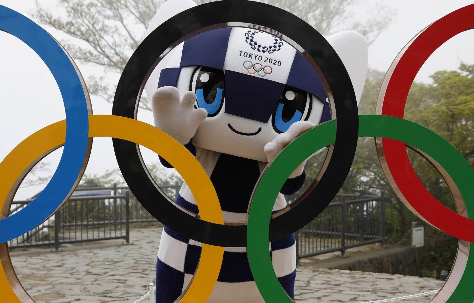 Les Jeux olympiques de Tokyo doivent se mettre en branle dans un peu plus de trois mois, le 23juillet, et les Jeux paralympiques suivront à compter du 24août.