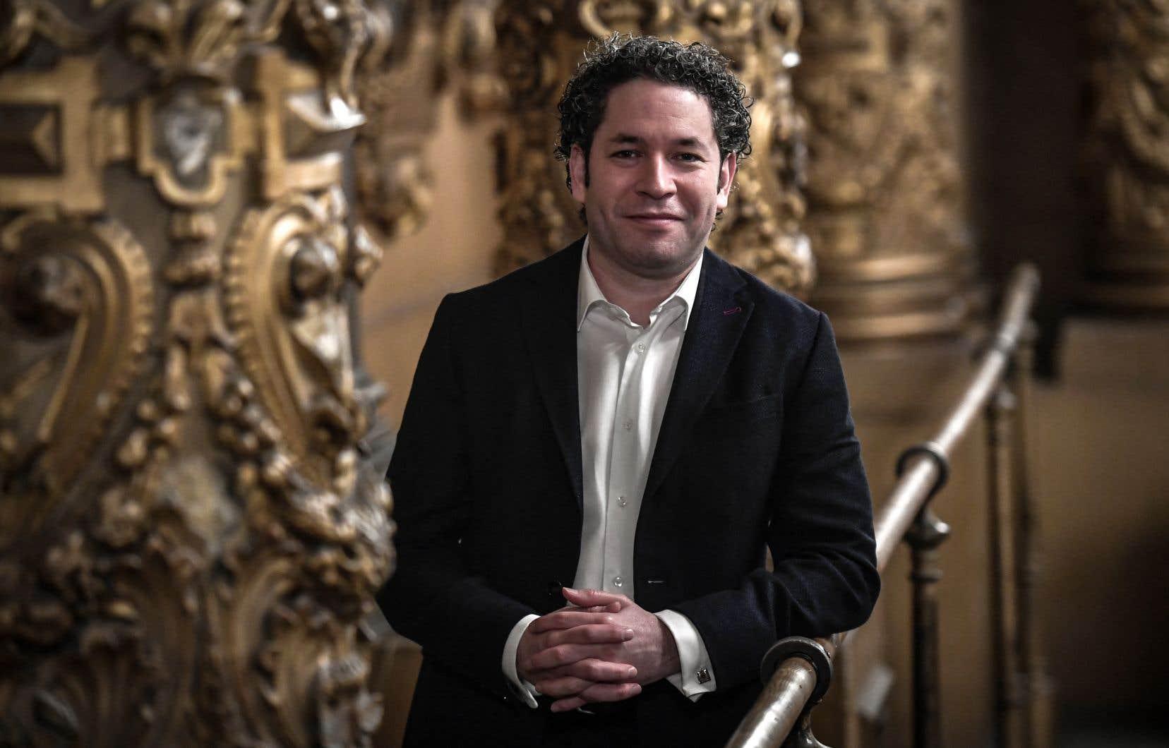Le maestro Gustavo Dudamel souhaite que l'Opéra devienne «une plateforme pour l'avenir» pour que «tout le monde se sente représenté» par cette maison.