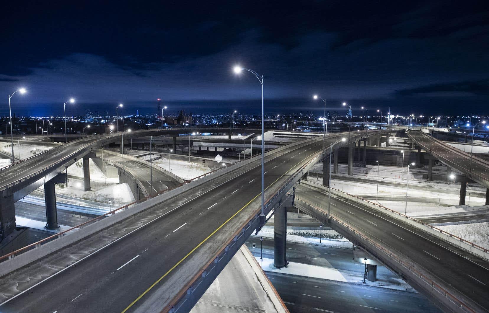 Les voyages nocturnes ont reculé de 40 % à Montréal après le 9 janvier 2021.