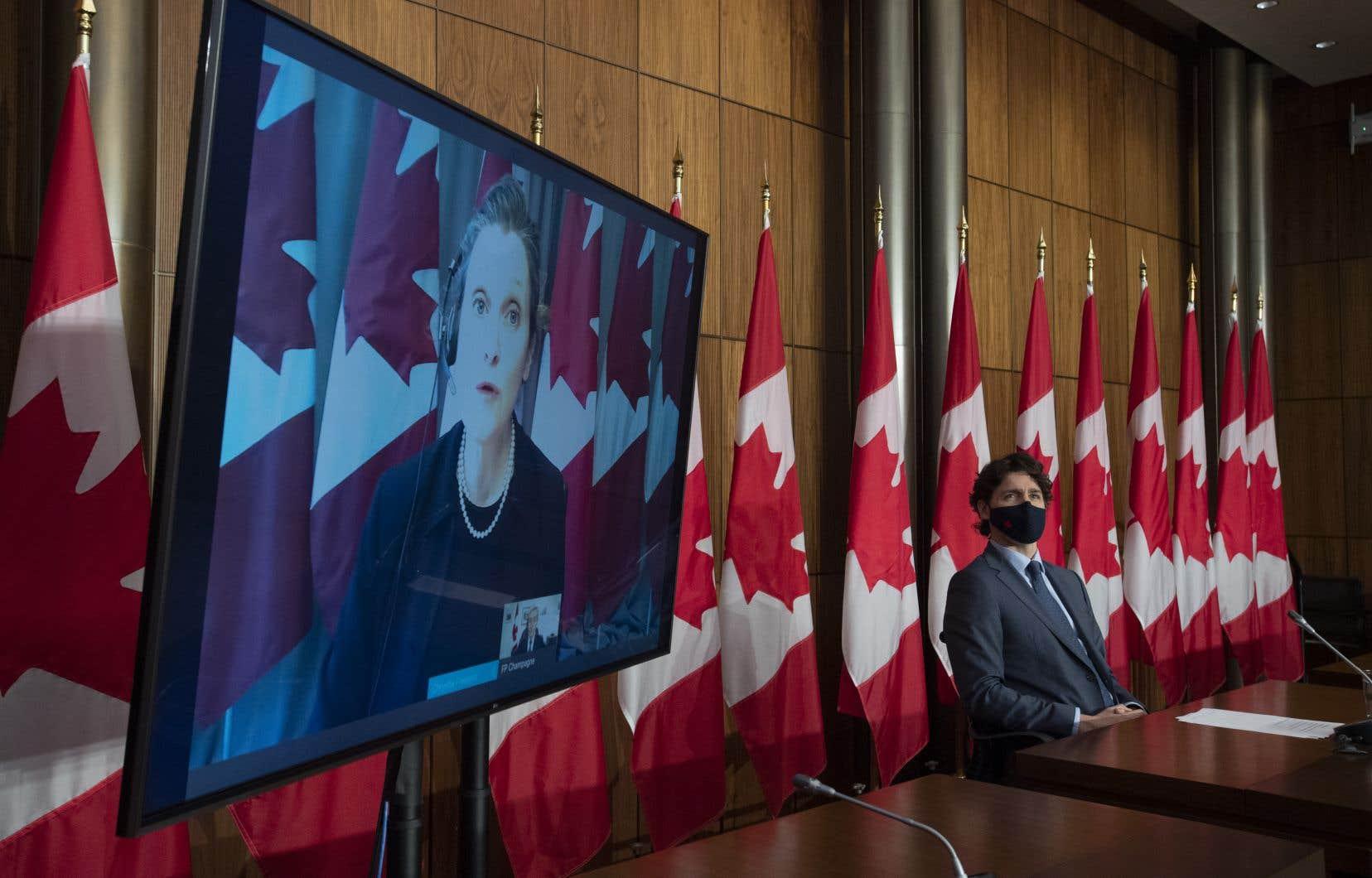Ce premier budget des libéraux en deux ans sera présenté lundi après-midi.