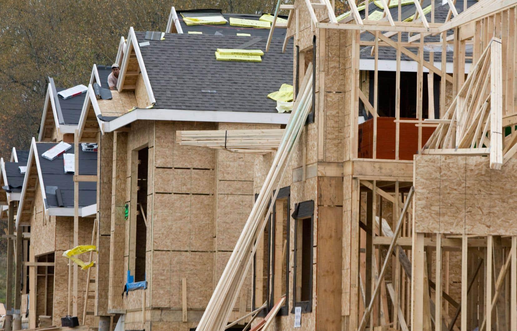En mars 2021 c'est 4395 nouveaux chantiers qui ont été entamés dans la province, soit un bond de 55% comparativement à mars 2020.