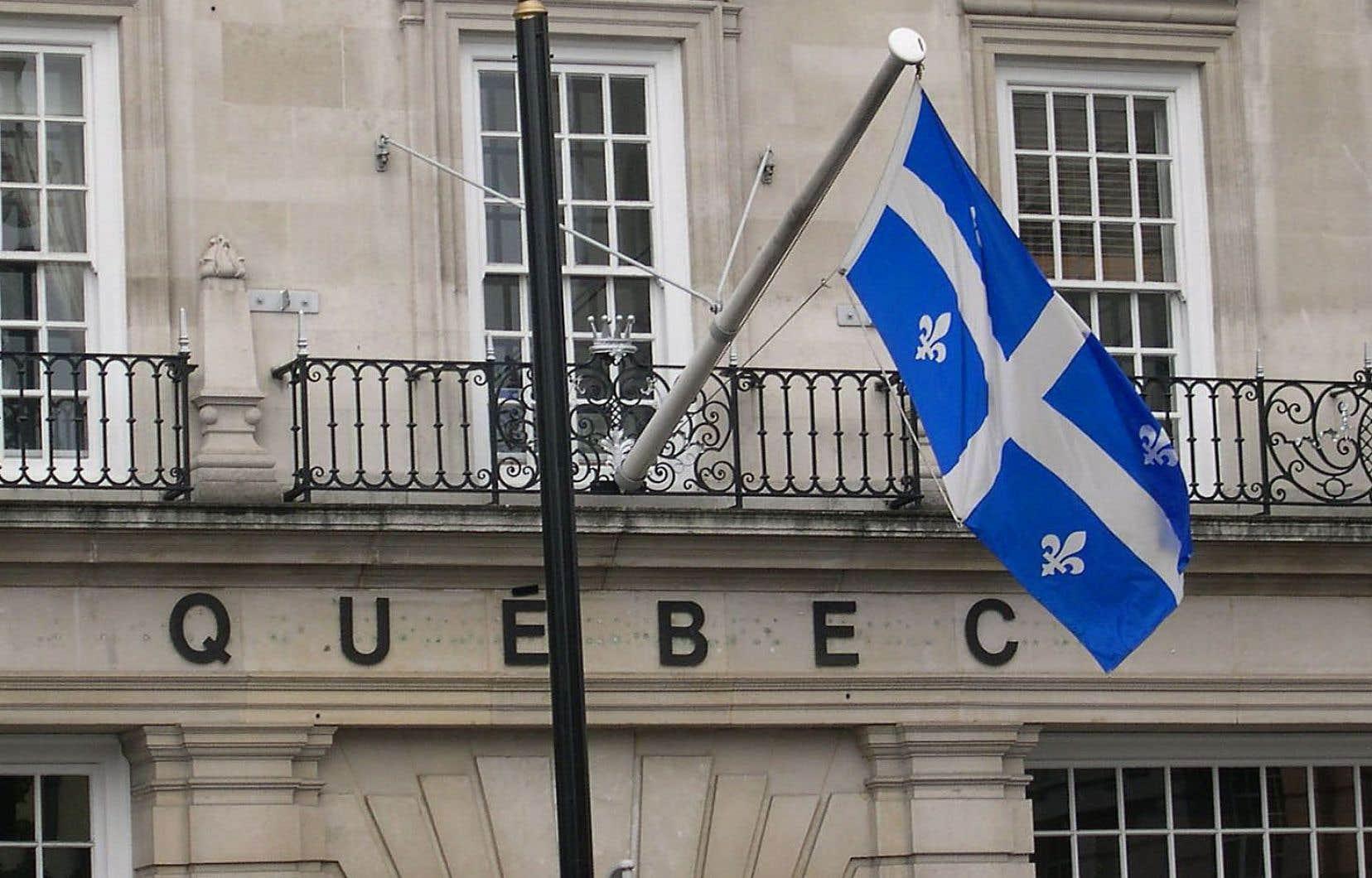 Le ministre Simon Jolin-Barrette voit comme une «victoire» la reconnaissance du Tribunal que la Loi sur la laïcité de l'État «ne viole ni l'architecture constitutionnelle canadienne ni la règle de la primauté du droit».