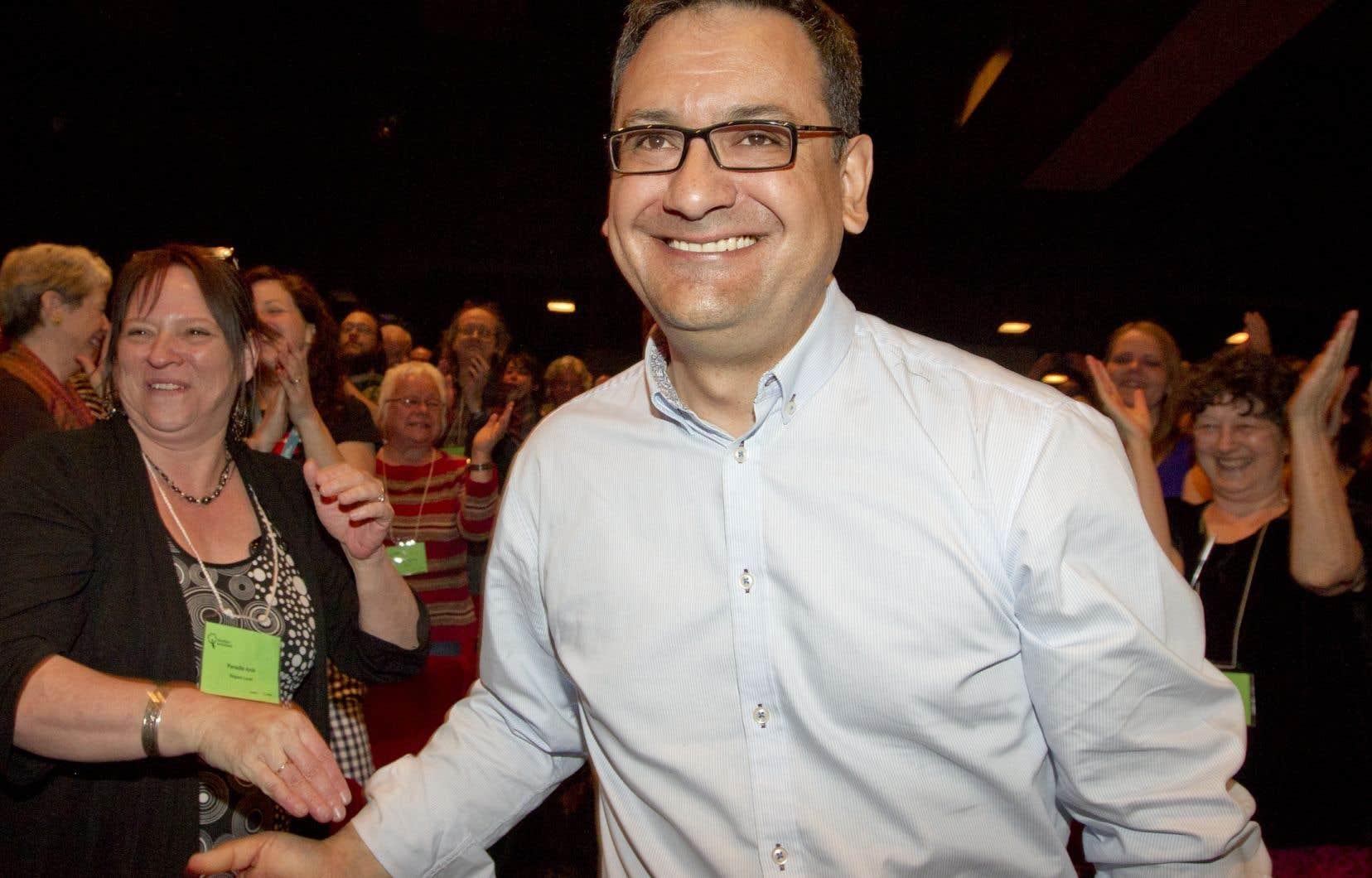 Andrés Fontecilla avait déposé en mars dernier un mandat d'initiative pour la tenue d'une commission parlementaire sur la fièvre immobilière.