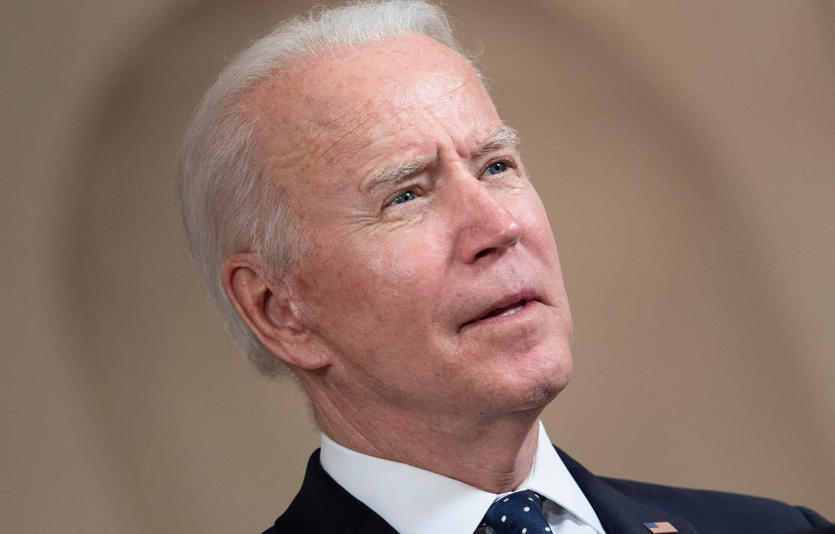 «L'heure est venue pour ce pays de se rassembler» , a-t-il déclaré lors d'une brève allocution depuis la Maison Blanche.