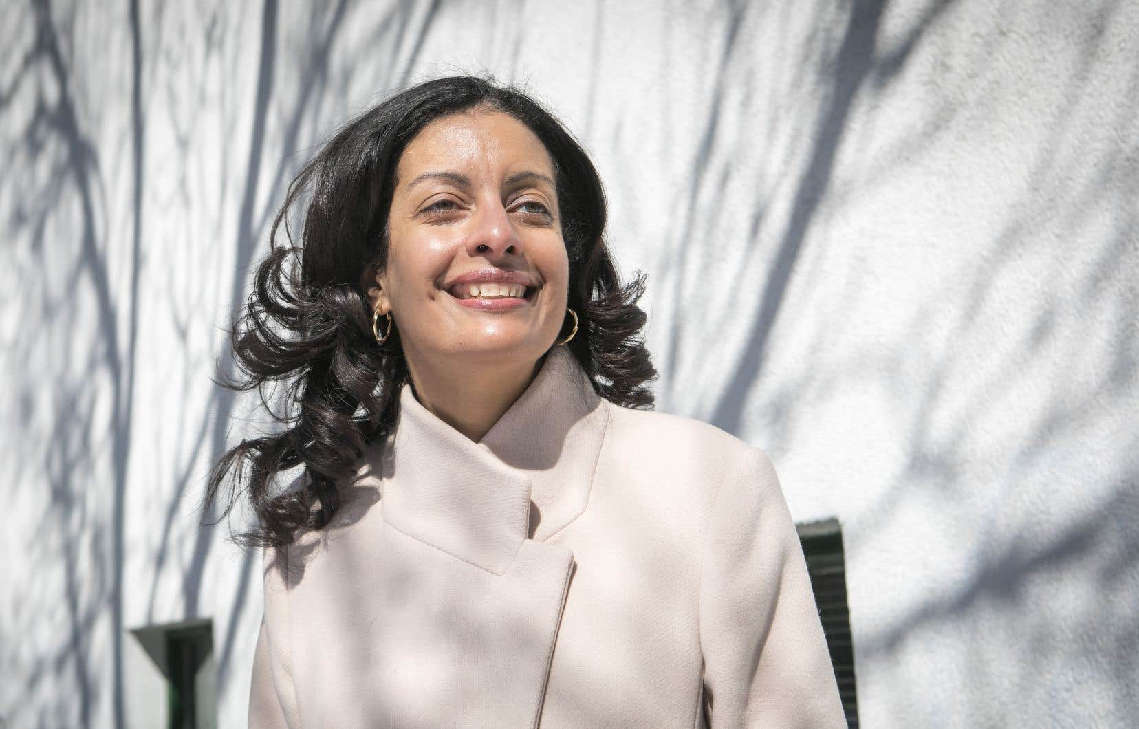 Près d'un an après son arrivée à la tête du Parti libéral du Québec, Dominique Anglade fait le point.
