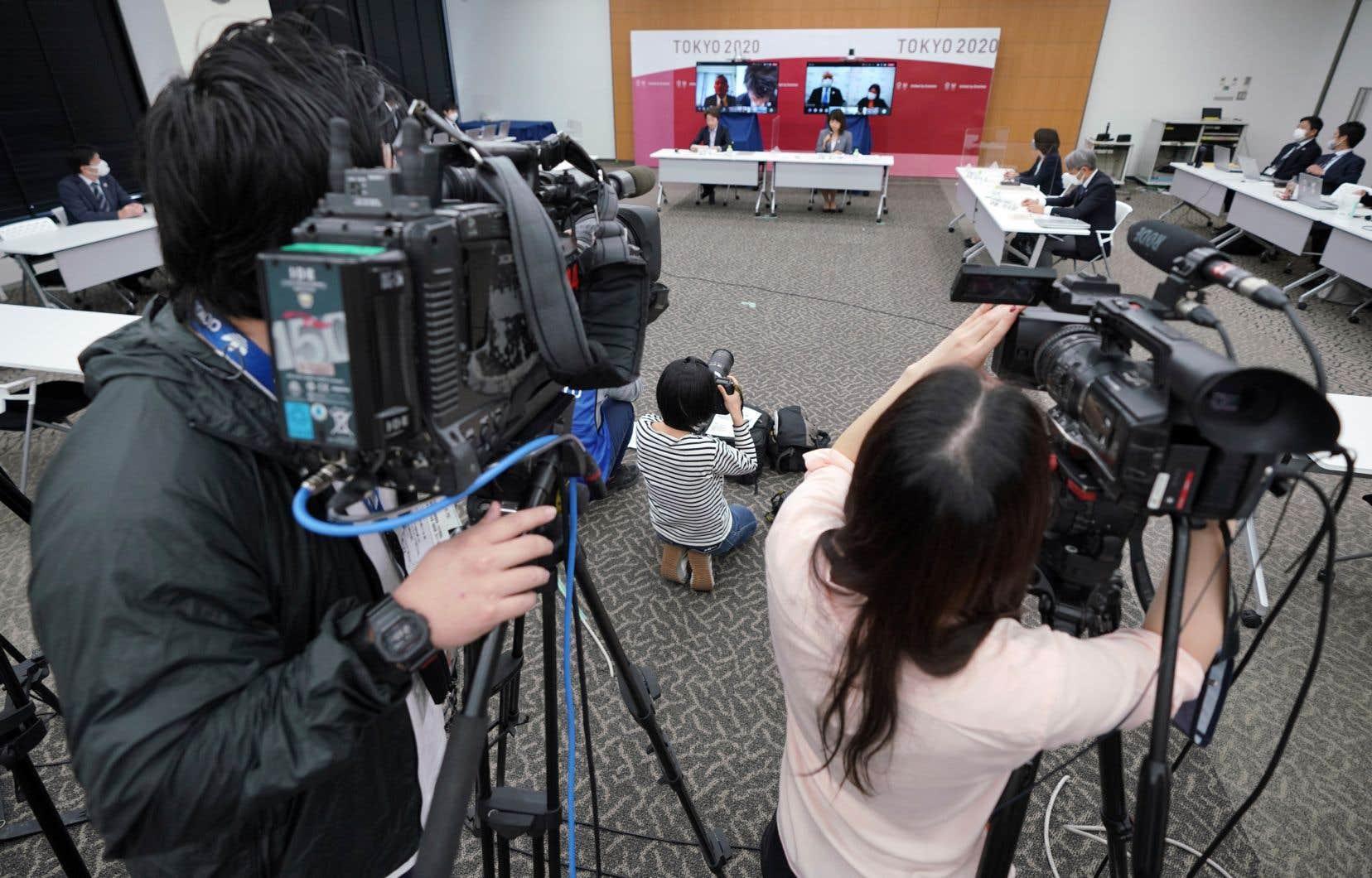«Nous étudions encore les paramètres», a évoqué Hashimoto en conférence de presse à Tokyo.