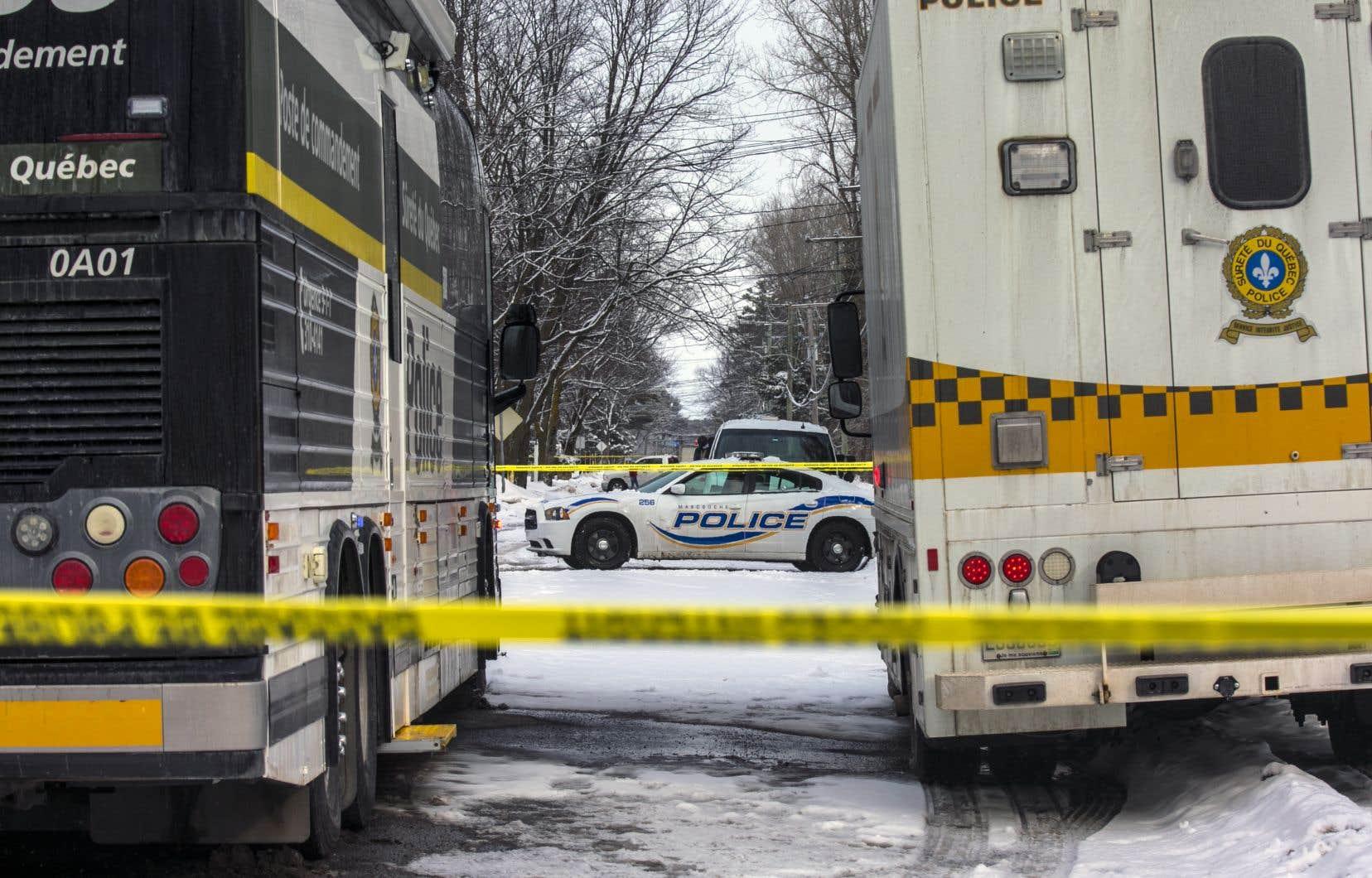 Le meurtre de Jaël Cantin est survenu le 16 janvier 2020 à Mascouche.