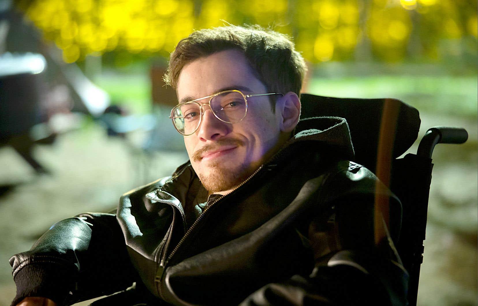 Daniel Carmichael a cofondé le studio Fika Productions, à Québec.«Je suis né avec un syndrome très rare, le syndrome de Kniest, qui affecte les os. [...] À 15 ans, je suis devenu paraplégique après une opération», raconte-t-il.