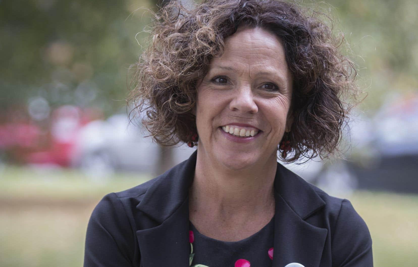 La mairesse de Côte-des-Neiges-Notre-Dame-de-Grâce, Sue Montgomery