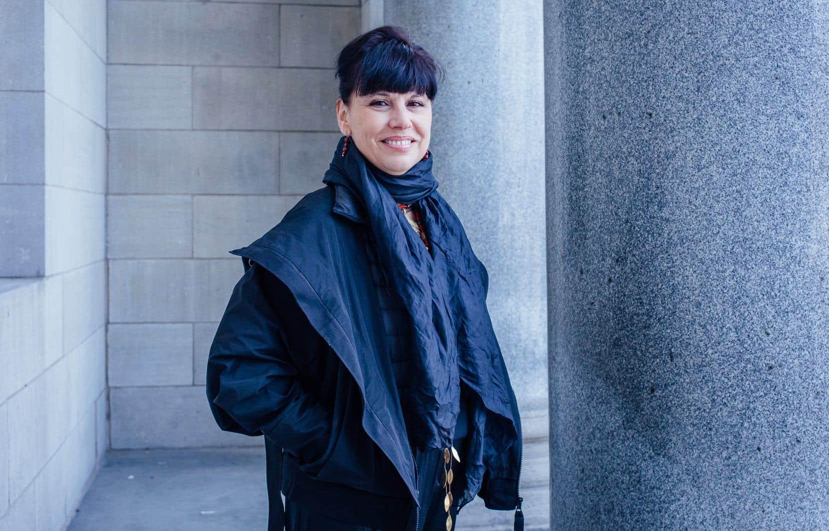 L'ancienne d.-g. du MBAM, Nathalie Bondil, dirigera un nouveau département de l'Institut du monde arabe, à Paris.
