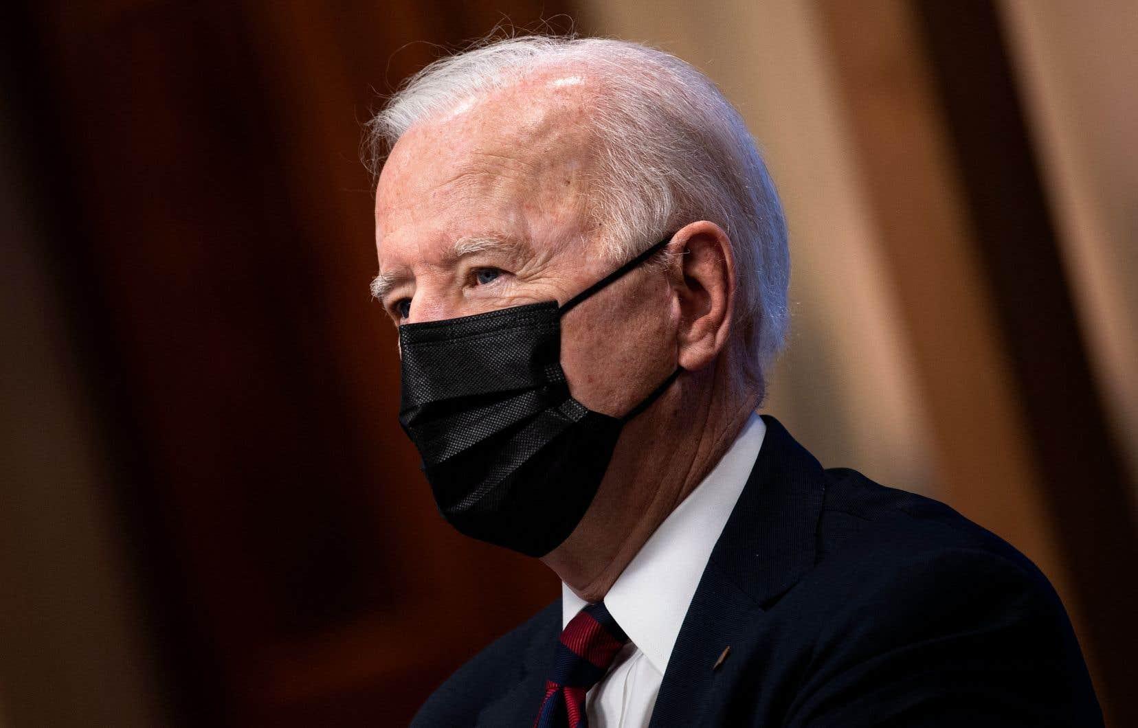 «Les Américains honorent tous les Arméniens ayant péri dans le génocide qui a commencé il y a 106ans aujourd'hui», a écrit Joe Biden dans un communiqué.