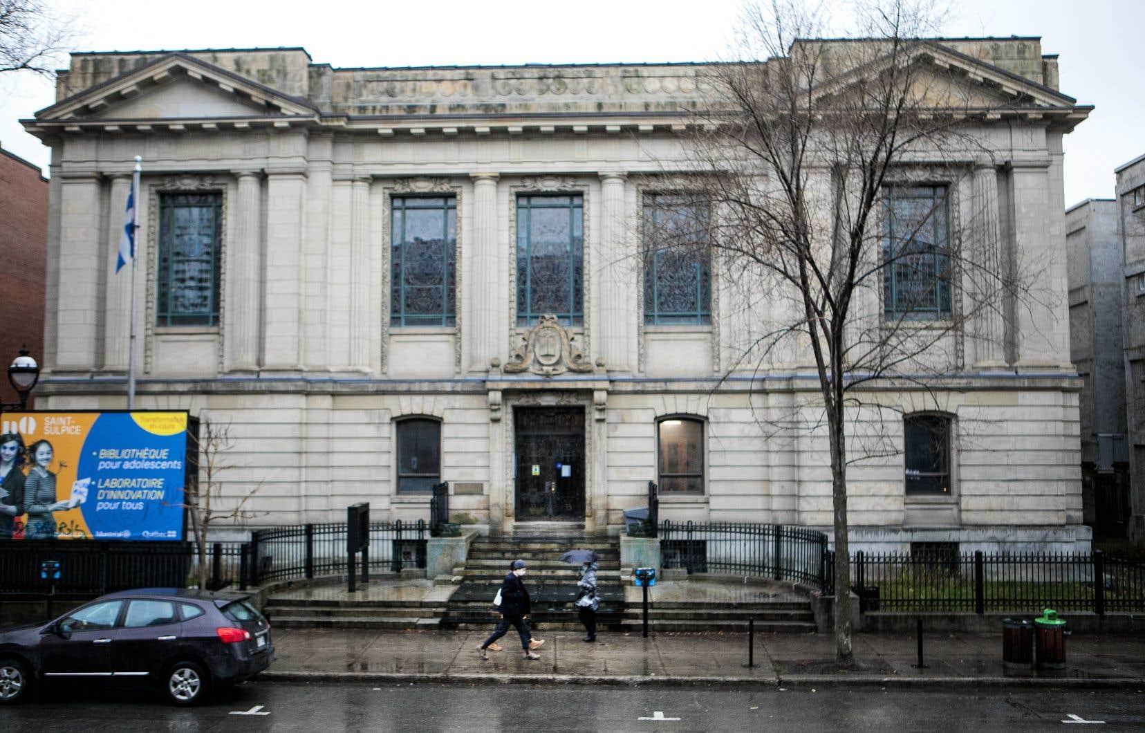 Le projet de bibliothèque laboratoire pour adolescents et jeunes adultes a été abandonné en décembre dernier.