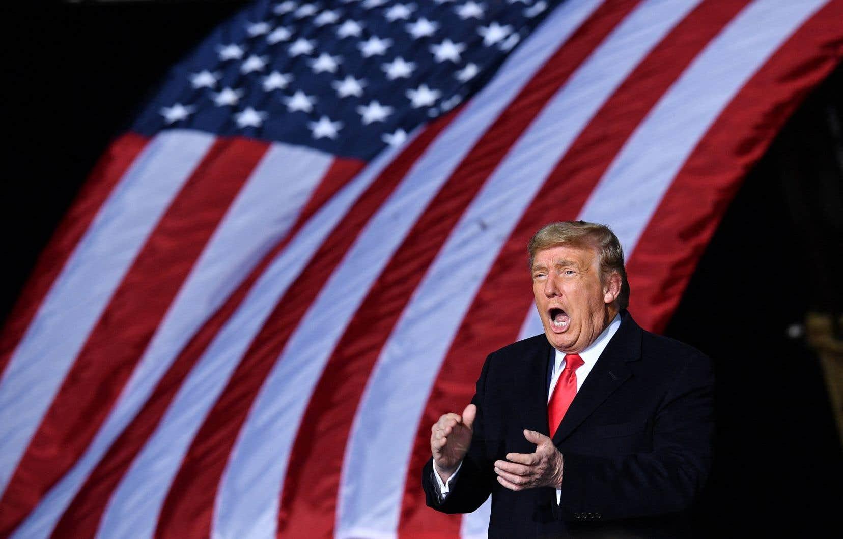 Fin février, Donald Trump a fait un retour triomphant au CPAC, la convention annuelle conservatrice, où il a laissé entendre qu'il représentait toujours le futur du Parti républicain.