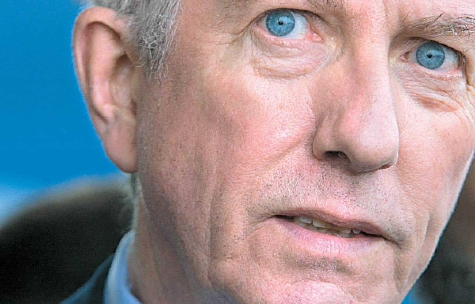 Vieux routier des campagnes électorales, Gilles Duceppe a semblé déstabilisé par la montée du NPD ces dernières semaines.<br />