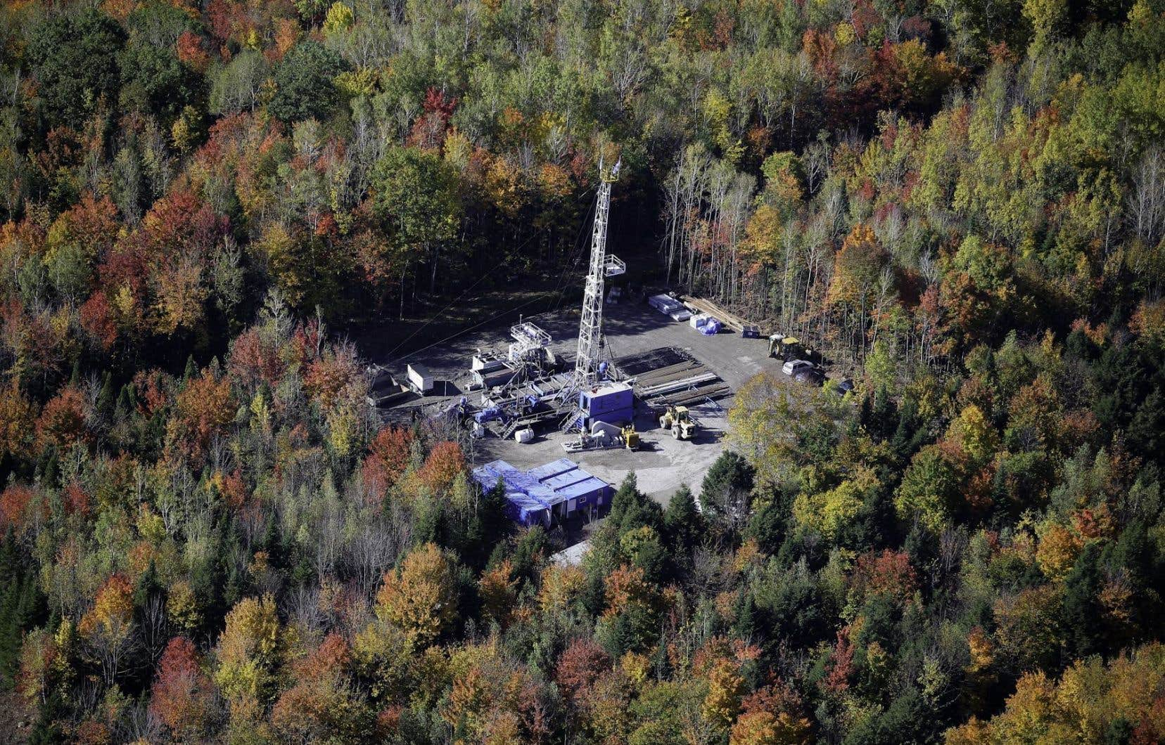 Le gouvernement du Québec est actuellement visé par quatre actions en justice déposées par des entreprises qui comptaient exploiter les secteurs pétrolier et gazier de la province.