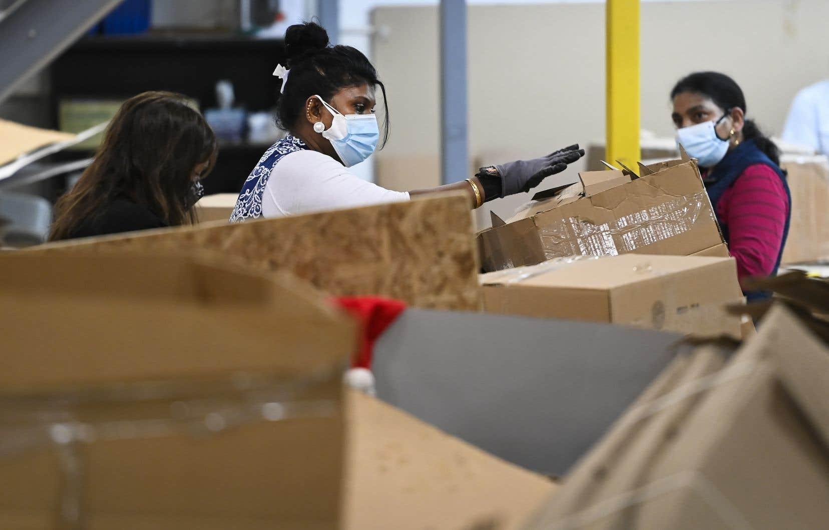 Selon la CSD, le secteur manufacturier doit être ramené au cœur des négociations avec le gouvernement.