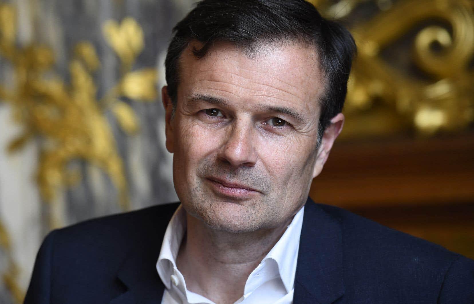 Olivier Mantei, bientôt à la tête de la Philharmonie de Paris