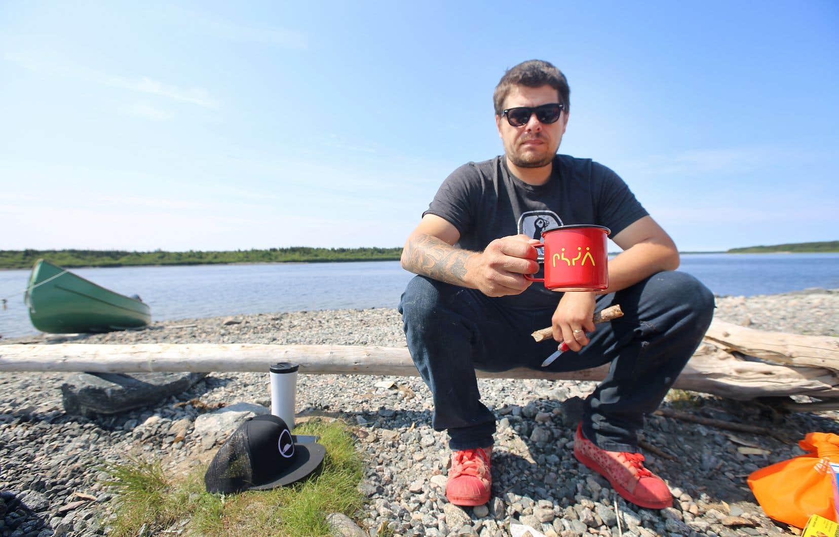 Le chef Stéphane Modat revient d'une virée dans le Nord où, comme une éponge, il a écouté, parlé et partagé avec les communautés locales à qui il rend visite depuis plusieurs années avec son complice, le photographe Frédéric Laroche.