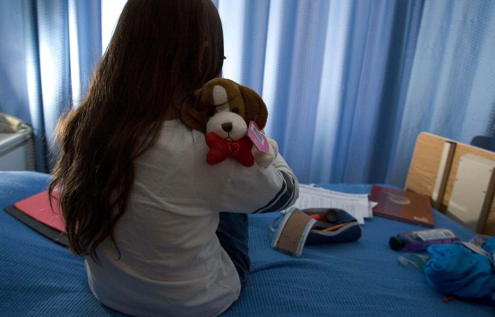 En 2020, plus de 37 000 enfants ont été pris en charge au Québec par la Direction de la protection de la jeunesse.
