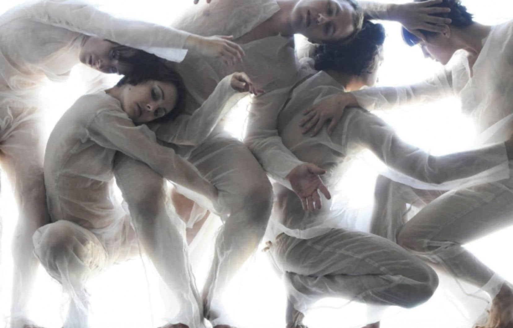 Jos&eacute; Navas, de son &eacute;criture fluide, g&eacute;om&eacute;trique et formelle, propose une relecture physique pour huit danseurs des Gymnop&eacute;dies et Gnossiennes d&rsquo;&Eacute;rik Satie avec S.<br />
