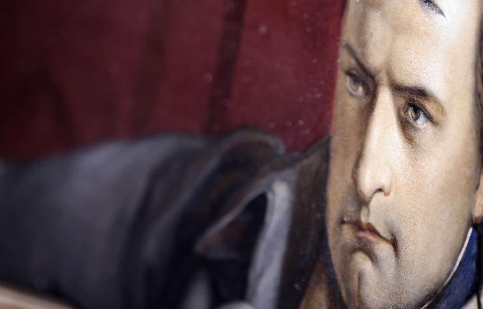 «Napoléon est un personnage unique dans l'histoire occidentale. Son souvenir reste toujours vivace parce que son image et son histoire réussissent à s'adapter aux conditions changeantes du temps», écrit l'auteur.