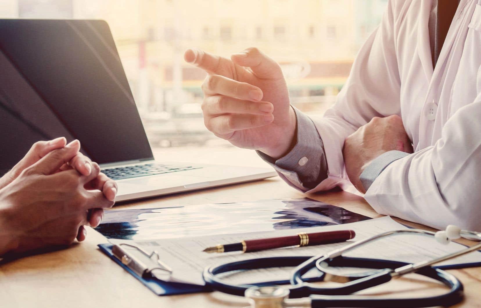 En janvier 2018, environ 400000 Québécois étaient en attente d'un médecin de famille. Ce chiffre a presque doublé en trois ans.