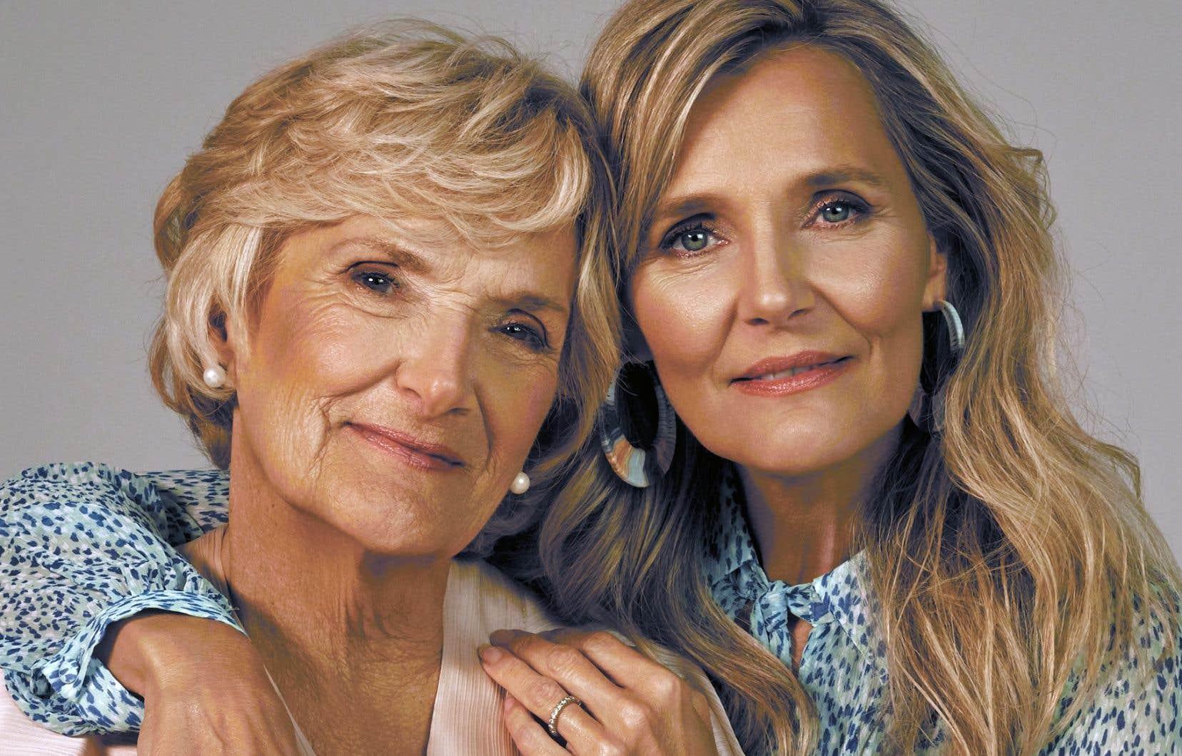 Claudette et Marie-Josée Taillefer ont laissé leur marque sur la population québécoise, et plus particulièrement sur les femmes.
