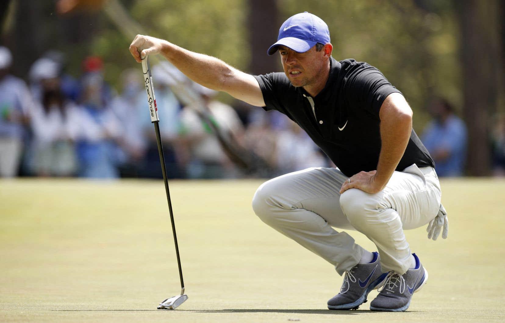 Rory McIlroys'est prononcé contre la création de la «Super Ligue de golf».