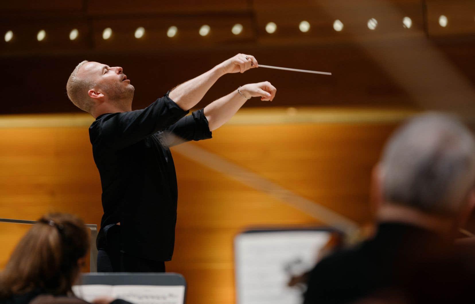 Yannick Nézet-Séguin dirigera l'Orchestre  Métropolitain lors d'un  concert à  Saint-Lambert dans le cadre  du  Festival Classica.