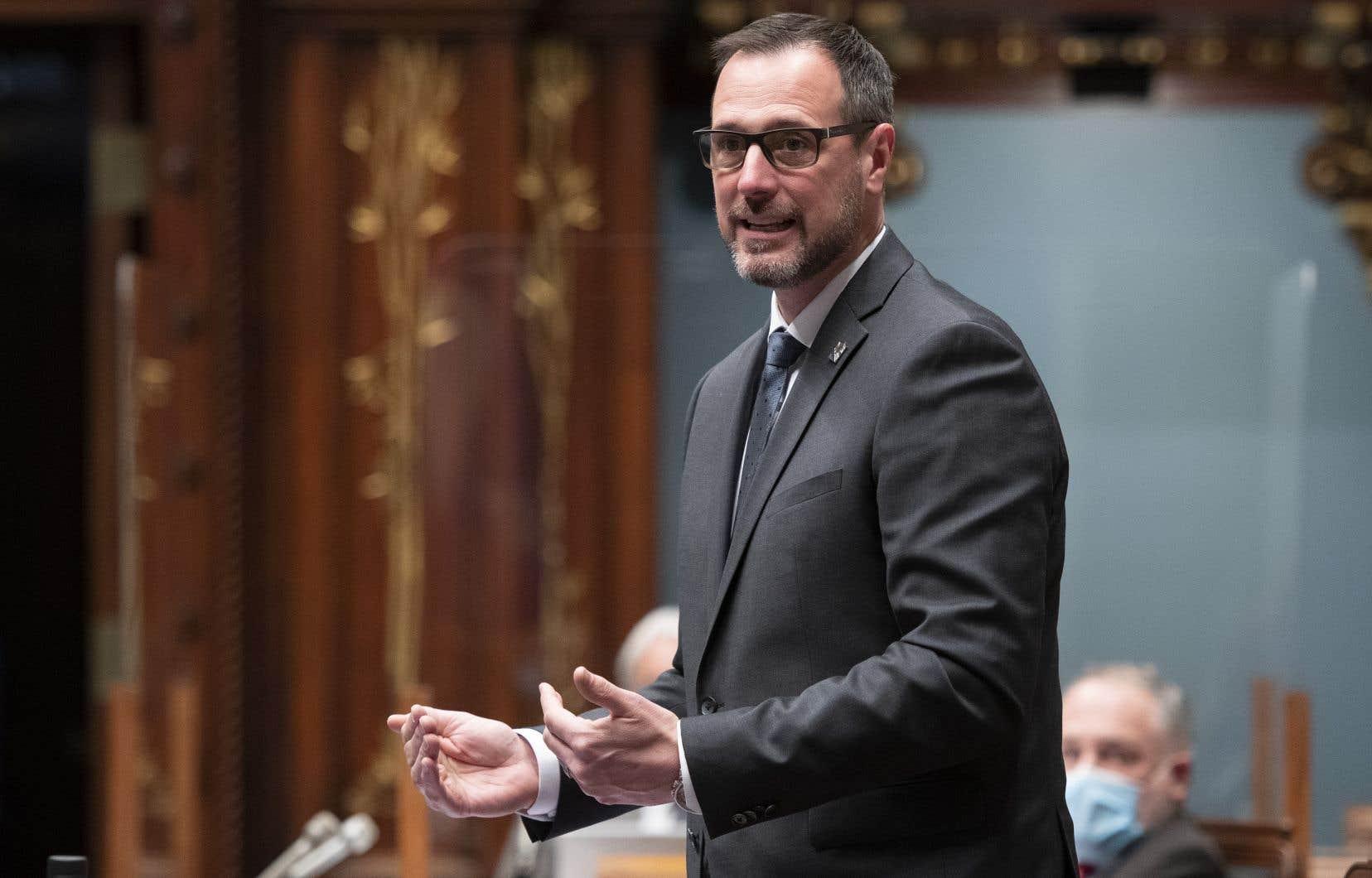 À peine 44% des écoles du Québec se trouvent dans un état jugé satisfaisant, comparé à 46% l'an dernier, ce que le ministre Jean-François Roberge juge «gênant».