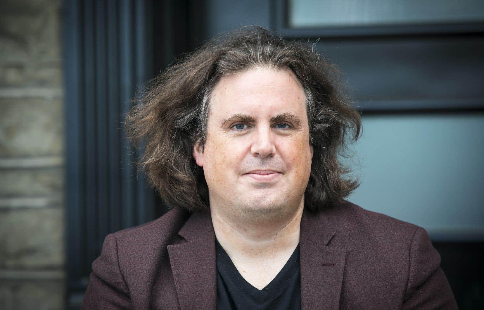 Ancien ingénieur de Google, Philippe Beaudoin est revenu à Montréal pour cofonder Waverly AI, une application mobile qui mise sur une intelligence artificielle volontairement biaisée pour combattre les biais de l'intelligence artificielle.
