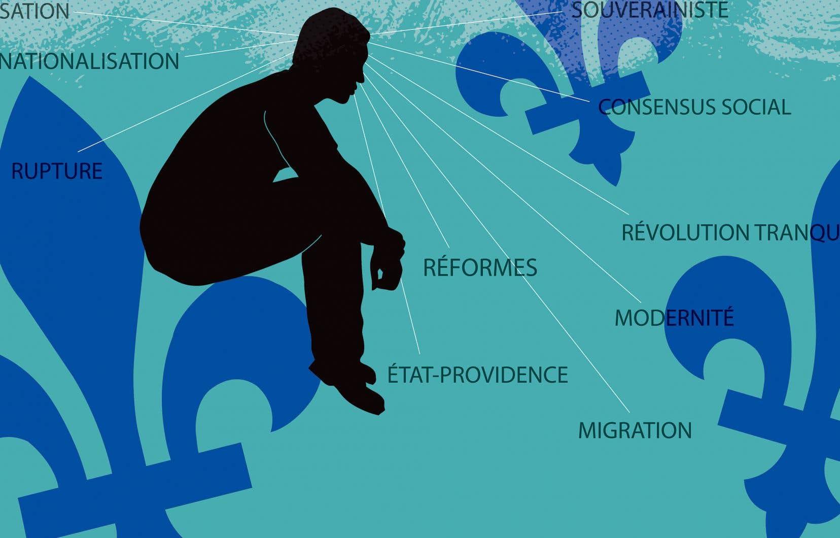 La culture politique québécoise s'est transformée sous l'effet d'un consensus largement répandu dans la société: celui considérant l'État provincial comme le garant du bien commun.