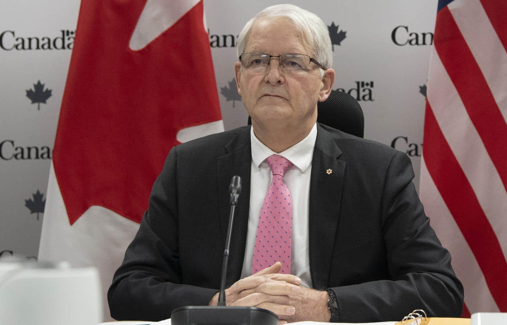 Le ministre canadien des Affaires étrangères, Marc Garneau, a déclaré que le Canada suivait de près la situation à Jérusalem.