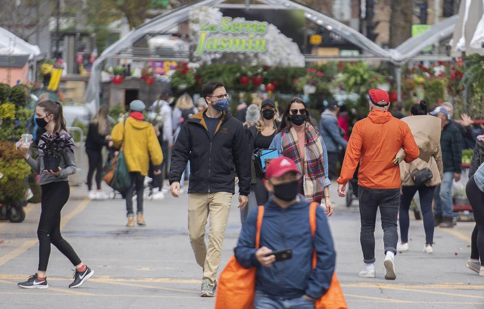 La semaine dernière,  le vice-président Québec de la Fédération canadienne de l'entreprise indépendante, François Vincent , mettait encore en garde les gouvernements contre «les dettes vertigineuses» accumulées par les PME depuis le début de la pandémie.