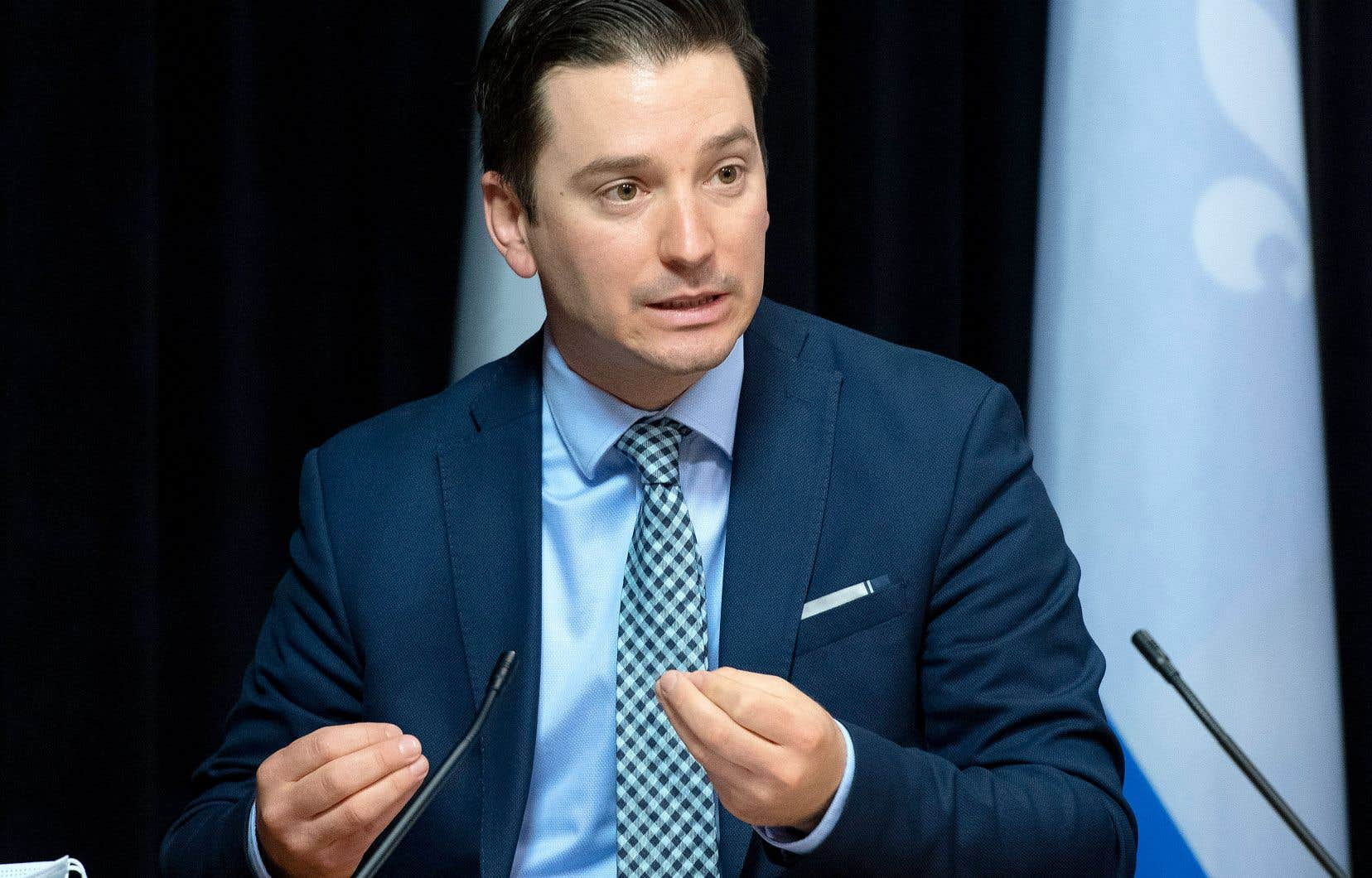 Le ministre Jolin-Barrette s'est mis en tête d'affirmer des caractéristiques fondamentales du Québec dans le bout de la Constitution canadienne qui lui «appartient».
